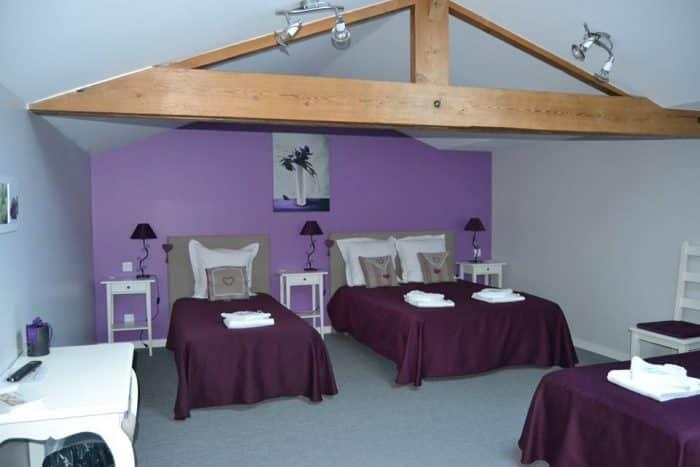 Week-end en chambre d'hôte autour du Puy du Fou