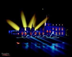 La Cinescenie du Puy du Fou spectacle de nuit