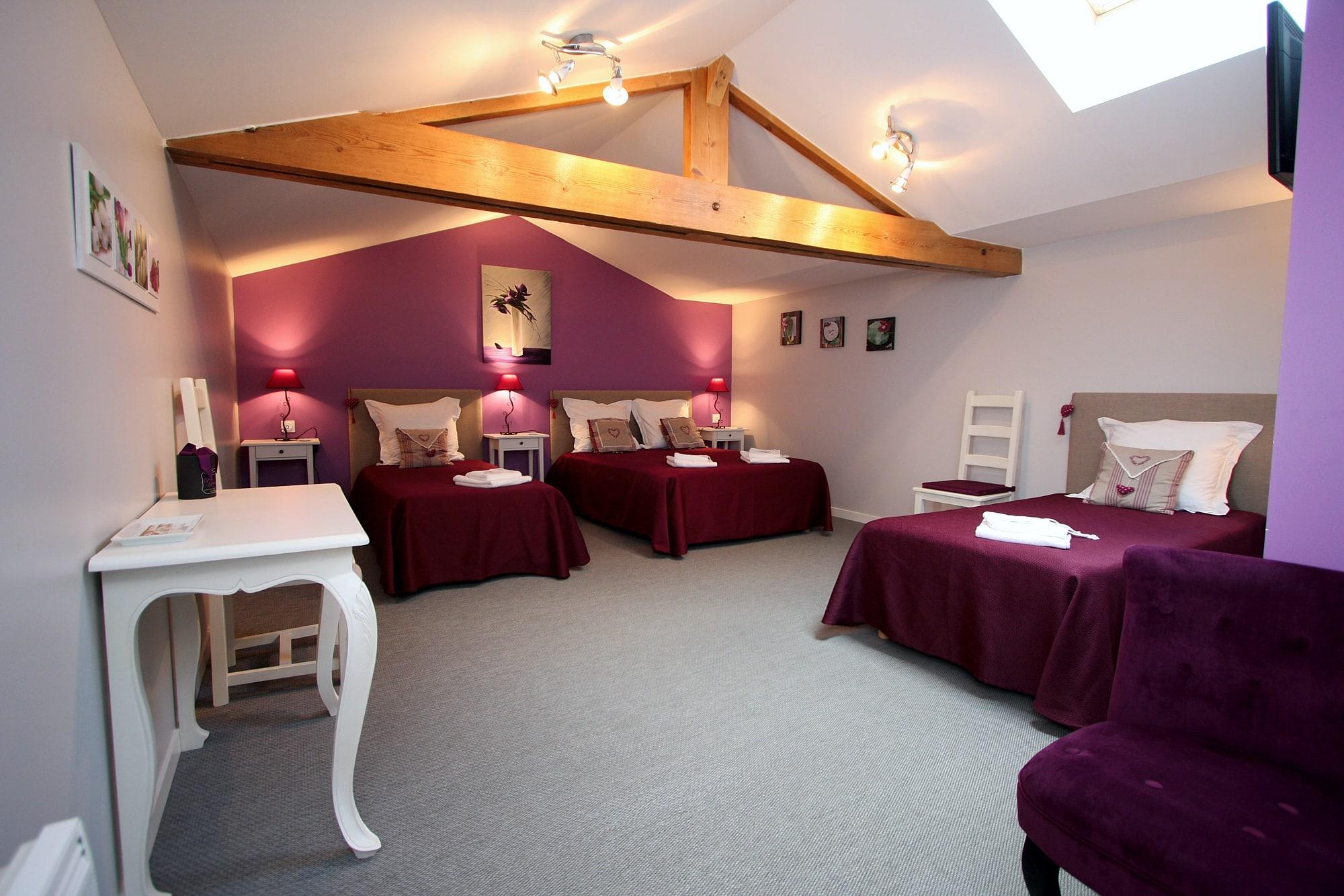 Chambres d'hotes de charme en Vendée