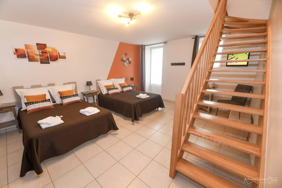 Chambre d'hôtes familiale pour le Puy du Fou