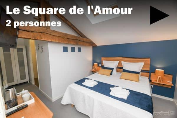 Chambre d'hotes le Square de l'Amour