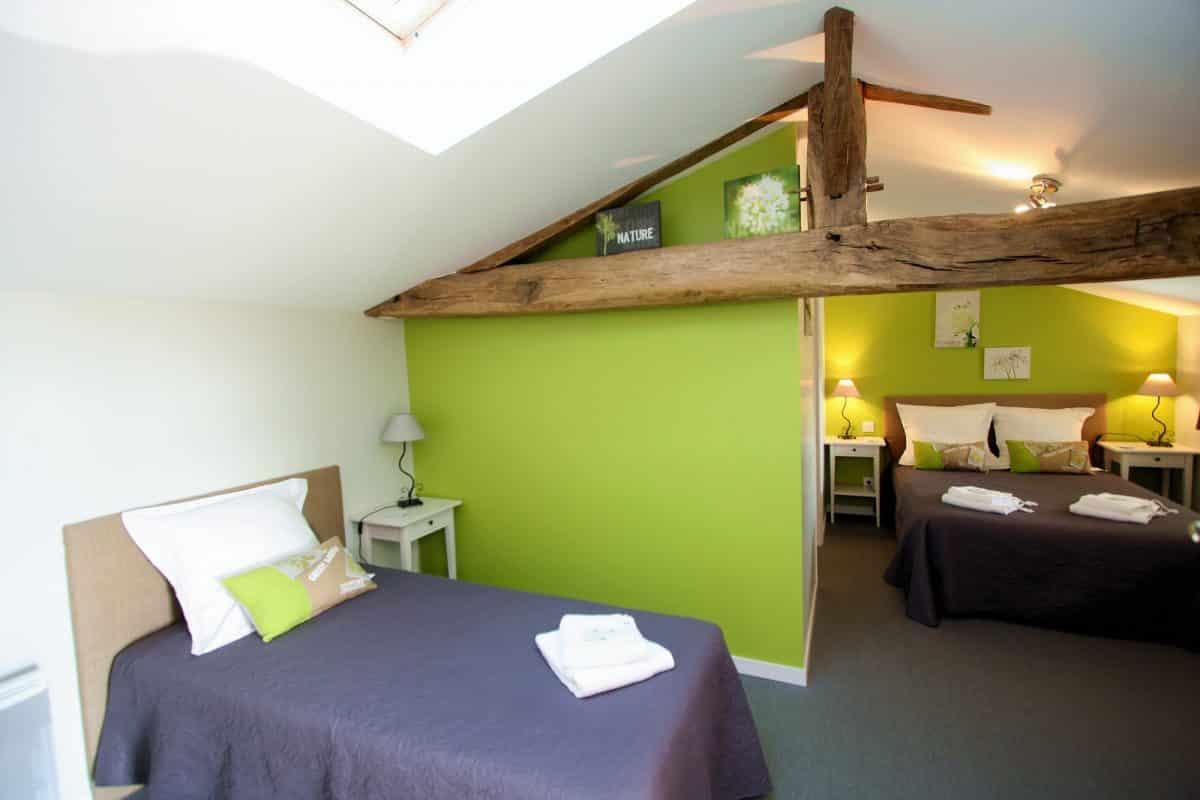 Location chambre d'hôtes 3 personnes Puy du Fou