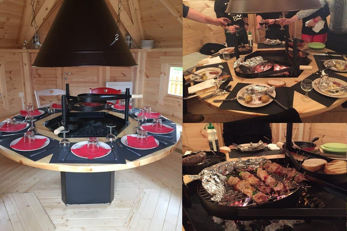 restauration insolite kota grill