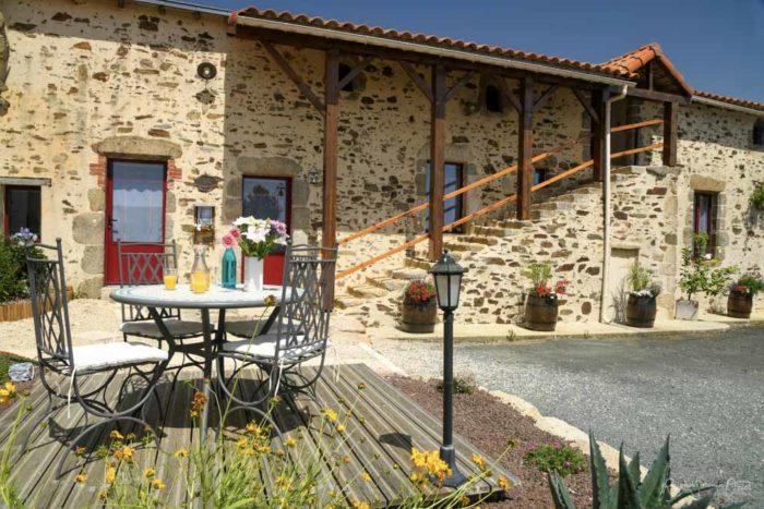Chambres d'hotes et hébergements insolites pour se loger près du Puy du Fou