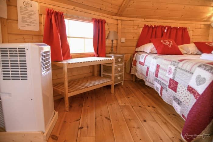Hébergement insolite avec climatisation