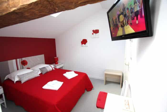 La chambre d'hotes idéal pour un court séjour