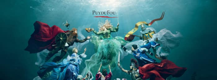 Les derniers spectacles du Puy du Fou en 2020
