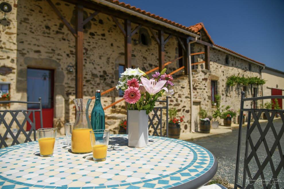 Chambre d'hôtes pour séjourner proche du Puy  du Fou