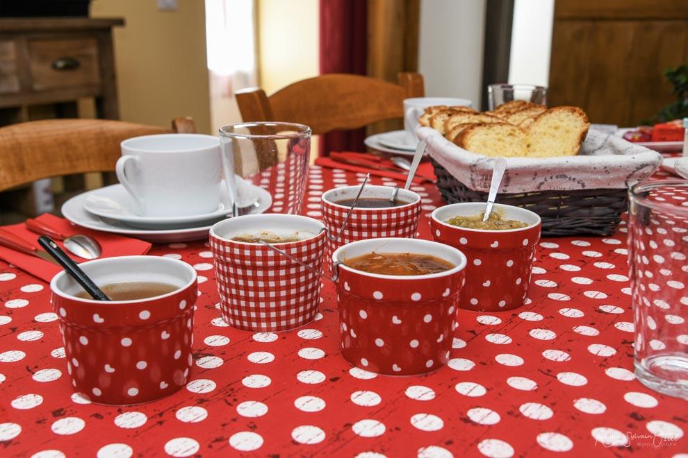 Chambre d'hôtes avec petit déjeuner