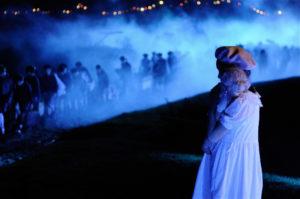 La Cinéscenie du Puy du Fou grand spectacle nocturne