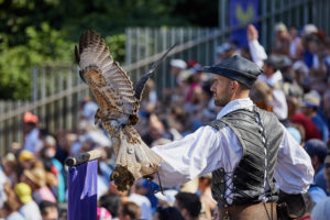 Le Bal des Oiseaux Fantômes - Spectacle du Puy du Fou