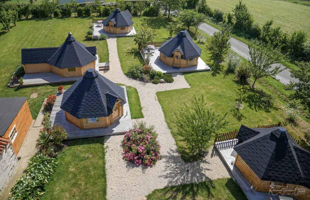 Hébergement insolite en Vendée proche du Puy du Fou