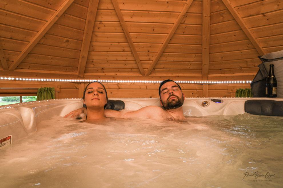 chambres d'hôtes avec bain à remou en Vendée