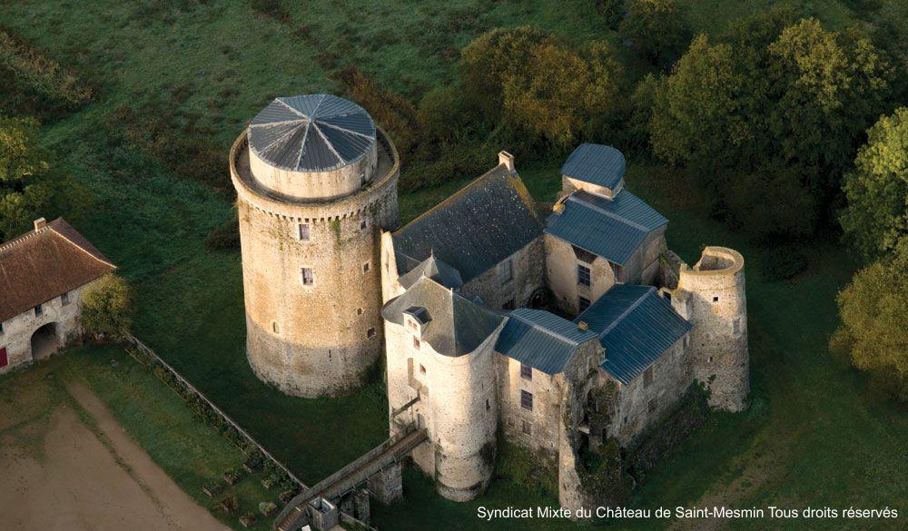 Chambres d'hotes proche du chateau de saint mesmin à visiter