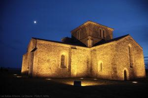 Fort Saint Nicolas photo nocturne