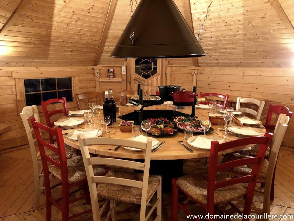 Chambre d'hôtes avec accès au Kota Grill