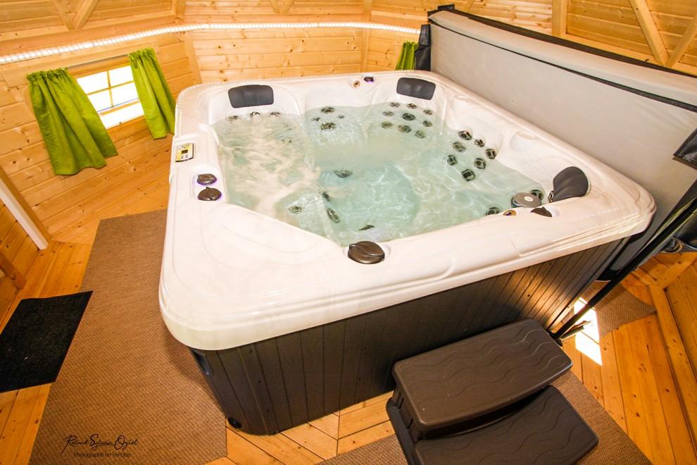 Hébergement avec jacuzzi ou spa en Vendée